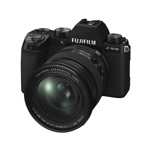 Fujifilm X S10 Mirrorless Digital Camera with 16 80mm Lens 1