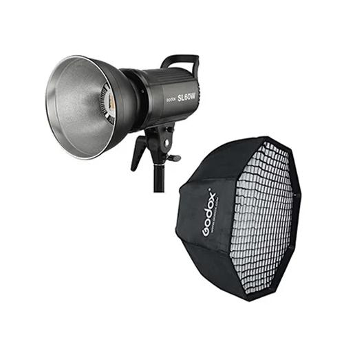 Godox SL 60W Daylight LED Video 2 Light Kit Online Buy Mumbai India 1