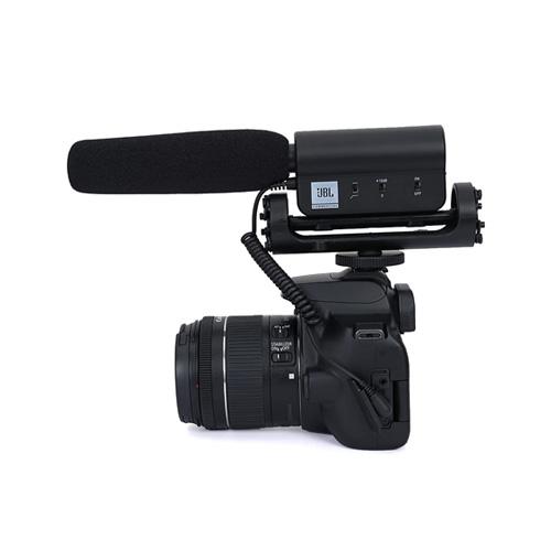 JBL CSSG10 On Camera Shotgun Microphone Online Buy Mumbai India 1