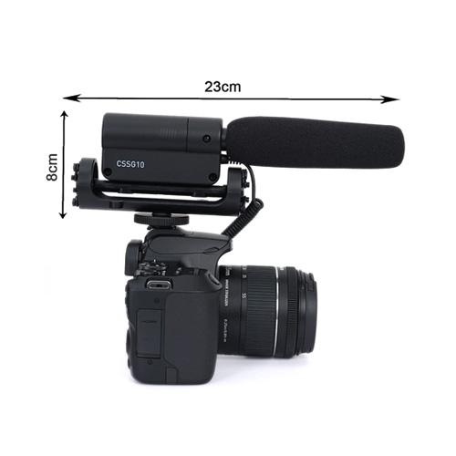 JBL CSSG10 On Camera Shotgun Microphone Online Buy Mumbai India 2