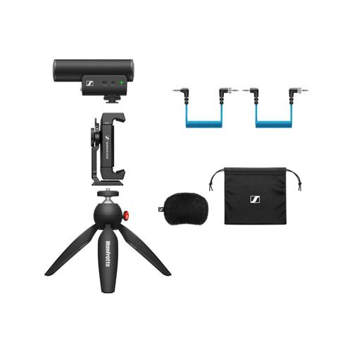 Sennheiser MKE 400 Mobile Kit Online Buy Mumbai India 1