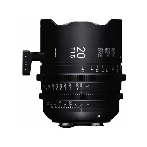 Sigma FF High Speed 7 Prime Lens Kit with Case Online Buy Mumbai India 3
