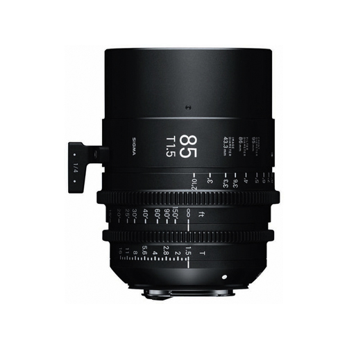 Sigma FF High Speed 7 Prime Lens Kit with Case Online Buy Mumbai India 7
