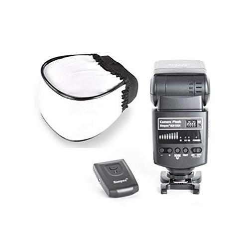 Simpex 621 RX Flashlight with Wireless Trigger Online Buy Mumbai India 1