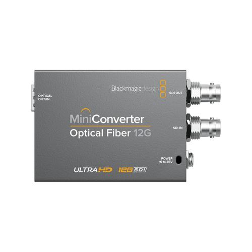 Blackmagic Design Mini Converter Optical Fiber 12G SDI Online Buy Mumbai India 1