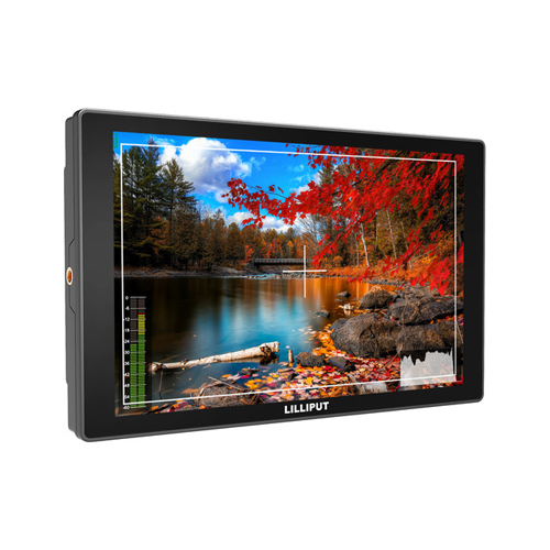 Lilliput 10.122 A11 4K HDMI amp 3G SDI Monitor with L Series Battery Plate Online Buy Mumbai India 1